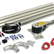 7 Aluminum Windguard 22 Power Up Kit 501 2001
