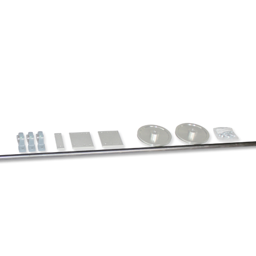 1 X 105 7 16 Shaft For Twin Cable 502 0114