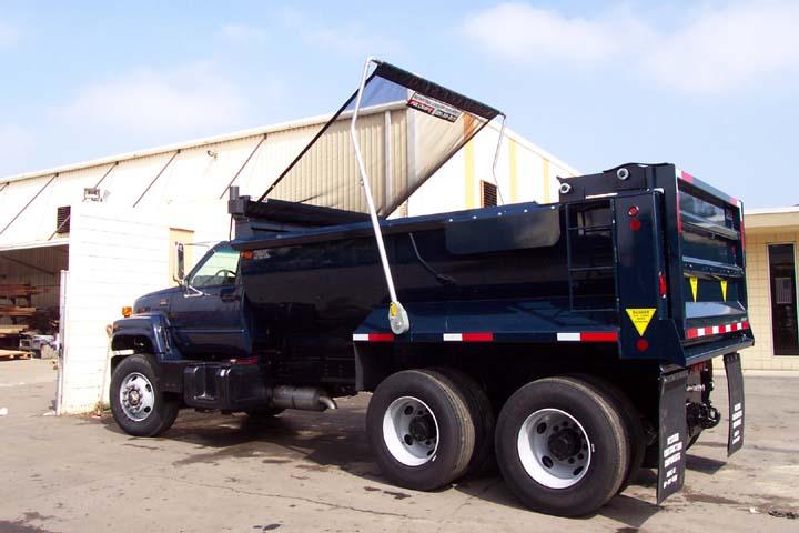 Arm Systems Truck Tarp Arm Systems Gallery Pulltarps