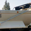 Electric Tarp System with Arms