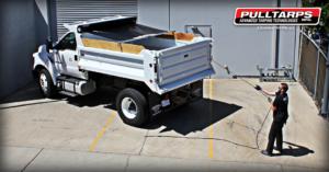 pulltarps, pulltarps system, tarps, tarping, tarping system, truck tarping system, hauling, trucking, news, hauling industry news