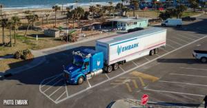 embark, hauling, hauling industry news