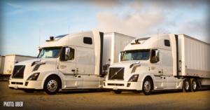 autonomous trucking, pulltarps